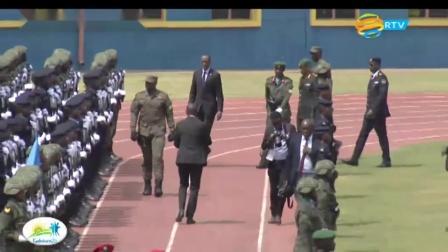 2019年卢旺达大阅兵完整版
