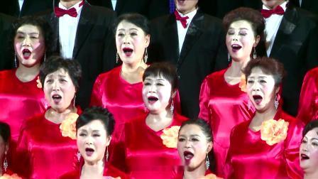 合唱《往日时光》(大理阳光合唱团10周年庆典音