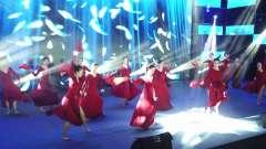 航拍湘乡第二届水府音乐节? 舞