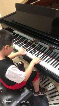 【瀚乐钢琴】童可彧中国音乐学院考级6级练习曲