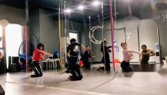 钢管舞培训video(11)