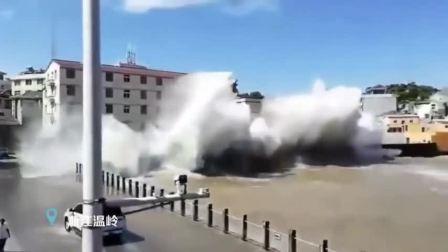超强台风 利奇马 登陆 时间提前 上海今晚半夜到明天集中强降水