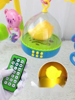 君晓天云0-1岁新生儿健身架 婴幼儿3-6-12个月儿童
