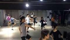 合肥古典舞 立晨舞蹈十年专业成人培训 爵士舞韩