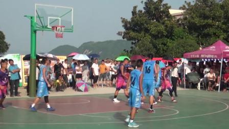 复陶第五届8.18篮球赛决赛视频