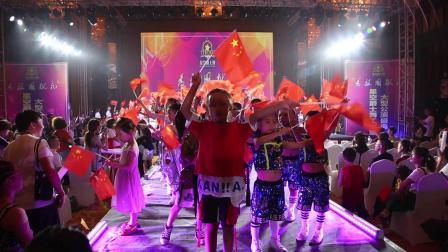 28.兖州星空爵士舞《我和我的祖国》