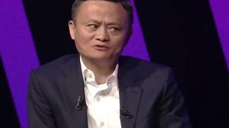 """马云在巴黎峰会上被问及""""为何中国如此成功""""时表示,中国人很努力,而且一直在学习。"""