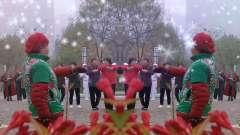 西安浐灞最靓丽的风景线 40.50.60后 摄影:霞霞