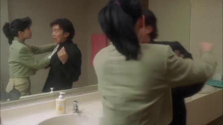 整蛊专家-误入女厕怎么办,星爷的办法堪称绝妙