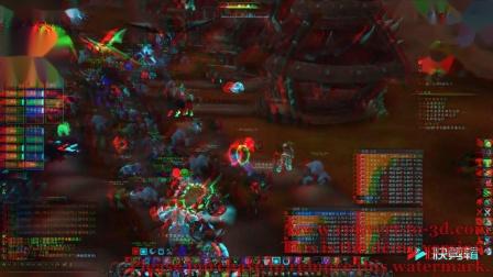 魔兽世界 安苏联盟pvp公会纪念7.0--奥格瑞玛-3D