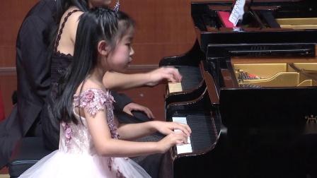 那子慧9岁鼓浪屿音乐厅音乐会 莫扎特C大调钢琴协奏曲K415第二乐章