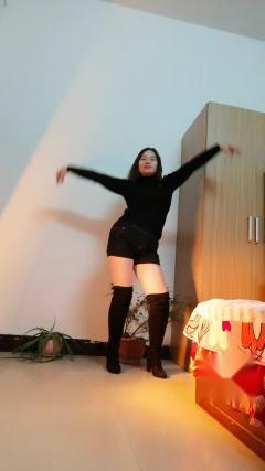 丽儿广场舞   室内热舞