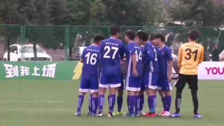 CUFA超冠联赛:成都体育学院-中国农业大学