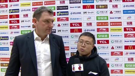 赛后采访-凯撒:末节发挥不佳,积极准备下场比赛