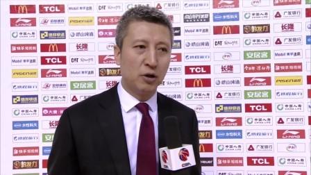 教练采访-郭士强:进攻利用率还是比较低,下半