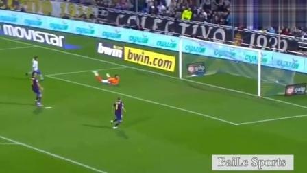 """最强王者!梅西5大精彩过人进球,堪称足球场上的""""灵魂舞者"""""""