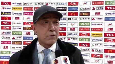 教练采访-阿的江:比赛打的很精彩,伤病对球队影响很大