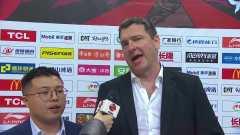 教练采访-福建主教练凯撒:他们投资大,场上比