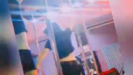 西安泷舞-钢管舞课程  零基础钢管舞蹈培训 西安盛龙广场泷舞舞蹈