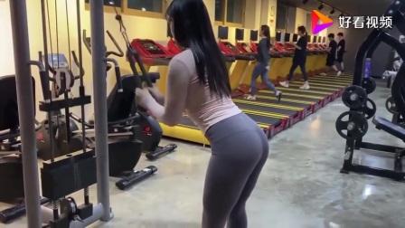 韩国美女健身,这身材谁顶得住!