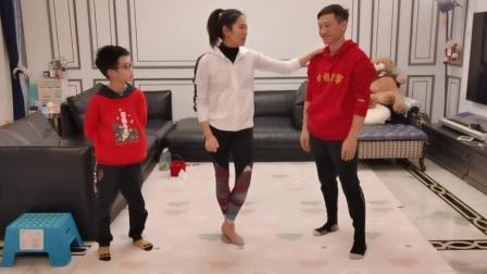杨云分享腿型塑造秘笈