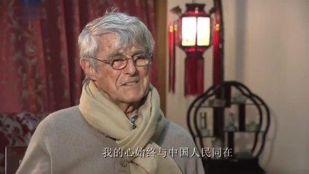 米卢用中文为中国战疫加油 著名足球教练米卢接受采访