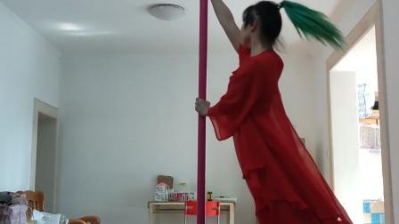 陈情令之《清心音·乱魄抄》钢管舞王妃钢管舞出