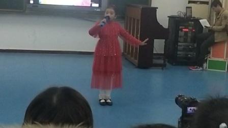 """2019年紫阳三小每个班一个小明友参加""""音乐之"""