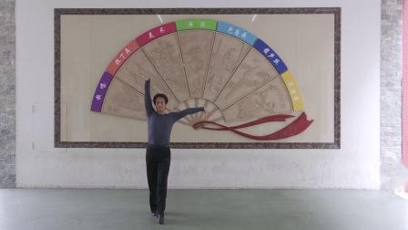 城郊小学体育舞蹈——脚位组合舞蹈