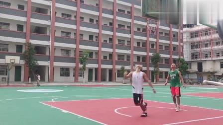 篮球单挑视频集锦