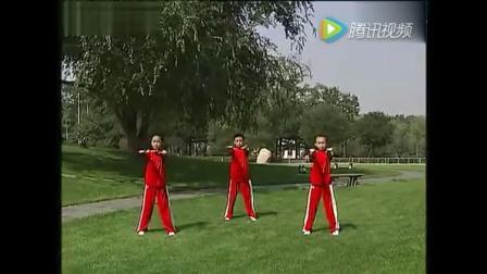 洪山区 刘婷 三年级体育20200331 体育大课间