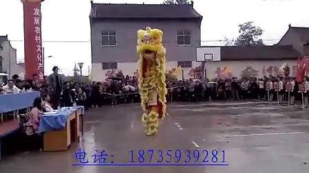 山西舞狮表演 舞狮演出