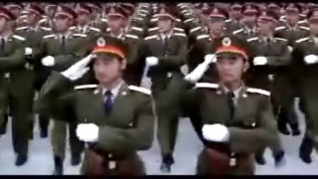 中华人民共和国50周年大阅兵