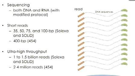 L01-1: 新一代测序技术数据分析 第一讲 综述 (I)