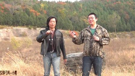 【52弹弓网】食雀鹰 史上最好用的弹弓,没有之一!!!