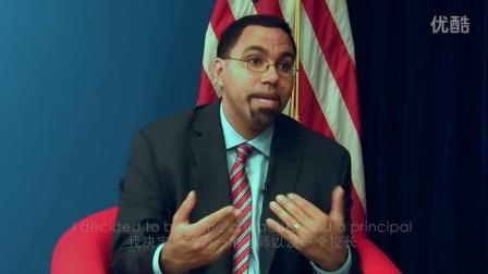 美国拉美裔历史月--采访美国教育部长