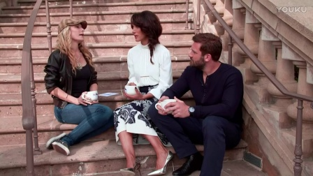 Talk Stoop Interview Clive Standen and Jennifer Beals (aired March 2017)