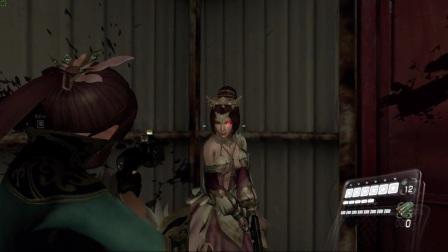 リョナ Dynasty Warriors 8 - Diao Chan vs Yuanji - 720P HD