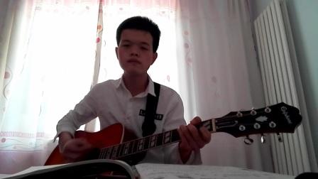 流年啊你奈我何-音乐云鹤-吉他弹唱-原唱-汪峰