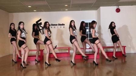 韩舞 Girls Day - I' LL be Yours 舞蹈练习 (天舞) 温哥华
