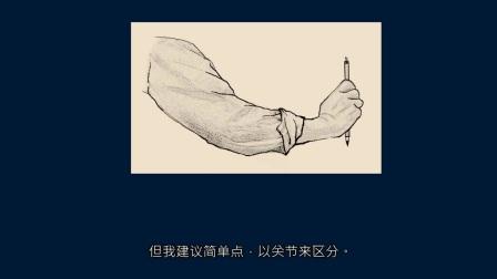 黄简讲书法:初级课程15用腕﹝自学书法﹞