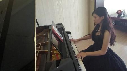 王者荣耀钢琴演奏 let's play again钢琴版