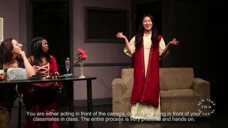 【纽约电影学院】人生如戏,全靠演技——不想平庸?纽约电影学院助你一臂之力!