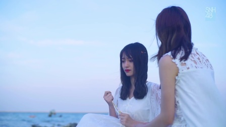 20170627 SNH48吴哲晗 徐子轩《人鱼》个人拉票PV