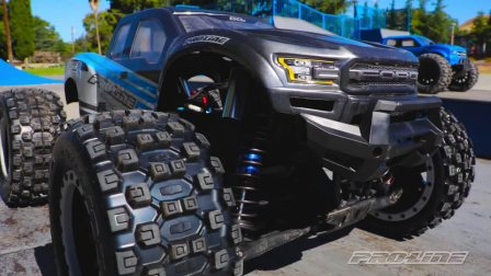 Pro-Line Monster Truck Vert Session