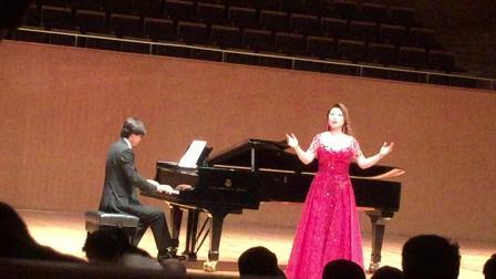 《维利亚之歌》歌唱家万丹-上海独唱音乐会(雷