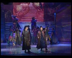 北京歌剧舞剧院音乐剧《天桥》