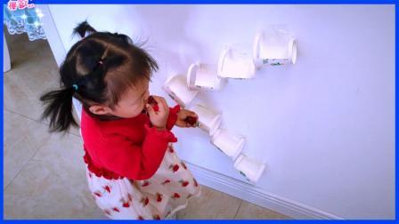 创意音乐视频《小花》一岁半的宝贝小花咕嘟~聪明可爱