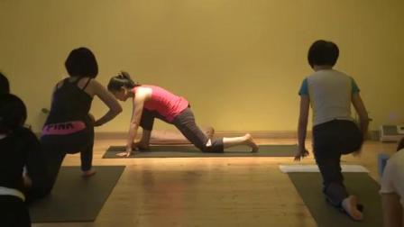 在家学瑜伽