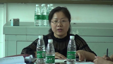 2018.4.20衡阳县高三语文教研课之评课